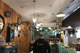 Soho Central London – Yalla Yalla Restaurant